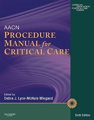 Image for AACN Procedure Manual for Critical Care