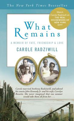 "Image for ""What Remains: A Memoir of Fate, Friendship, and Love"""