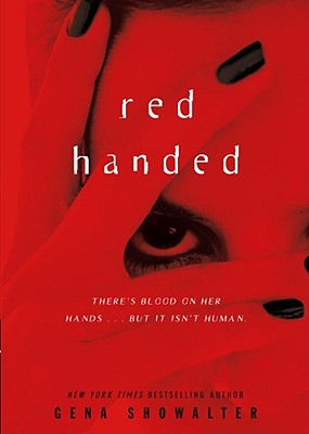 Image for Red Handed (Teen Alien Huntress)