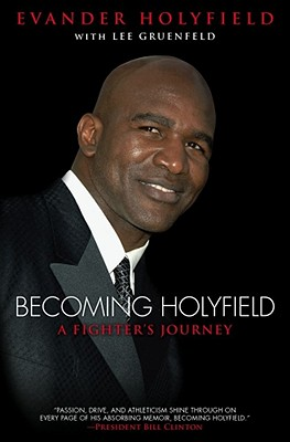 Image for Becoming Holyfield: A Fighter's Journey