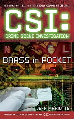 CSI BRASS IN POCKET, Mariotte, Jeff