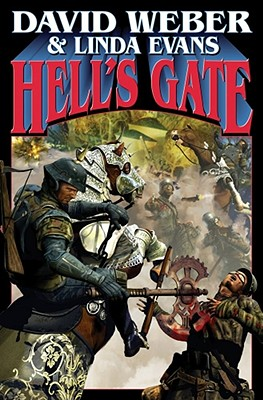Hell's Gate (BOOK 1 in new MULTIVERSE series), David Weber, Linda Evans