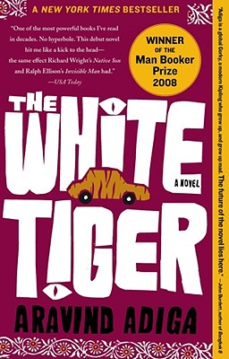 Image for WHITE TIGER, THE A NOVEL