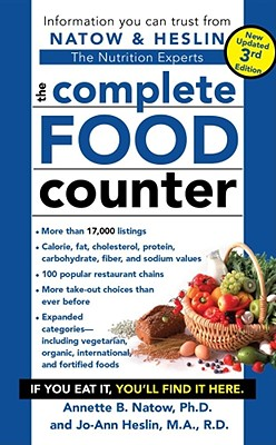 The Complete Food Counter, 3rd Edition, Annette B. Natow, Jo-Ann Heslin