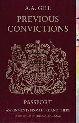 Previous Convictions, Gill, A. A.