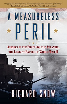 Image for MEASURELESS PERIL : AMERICA IN THE FIGHT
