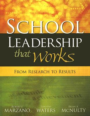 Image for School Leadership That Works: From Research to Results