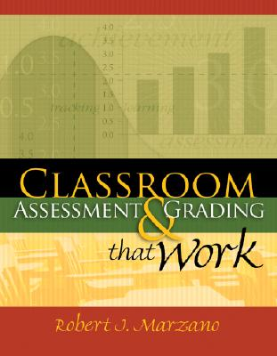 Image for Classroom Assessment & Grading That Work