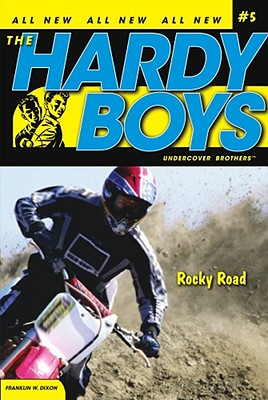 Image for Rocky Road (Hardy Boys: Undercover Brothers, No. 5)