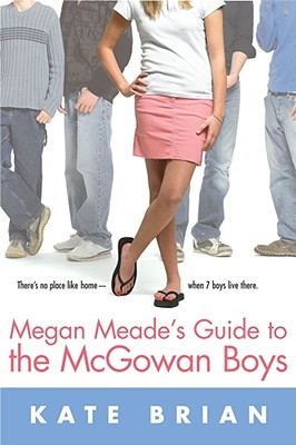 Image for Megan Meade's Guide to the McGowan Boys