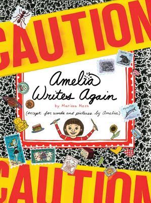 "Amelia Writes Again, ""Moss, Marissa"""