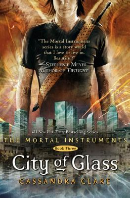 City of Glass (Mortal Instruments), Cassandra Clare