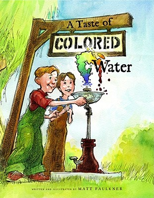 Image for A Taste of Colored Water