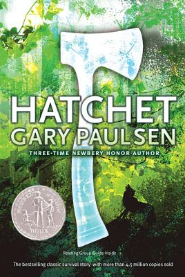 HATCHET (BRIAN'S SAGA, NO 1), PAULSEN, GARY