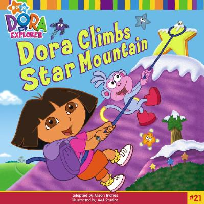 Image for Dora Climbs Star Mountain (Dora the Explorer)