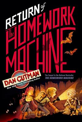 Image for Return of the Homework Machine