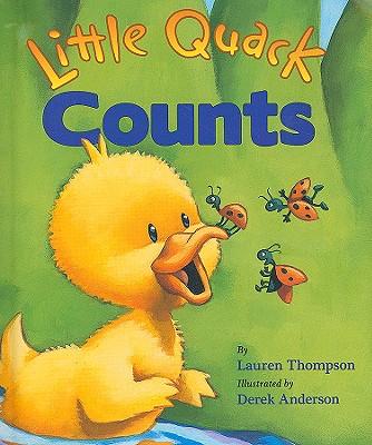 """Little Quack Counts, """"Thompson, Lauren"""""""