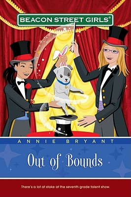 """Out of Bounds (Beacon Street Girls #4), """"Bryant, Annie"""""""
