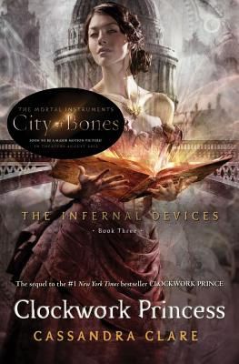 Clockwork Princess (Infernal Devices), Cassandra Clare