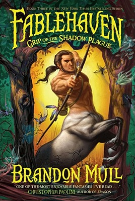 Grip of the Shadow Plague (Fablehaven), BRANDON MULL