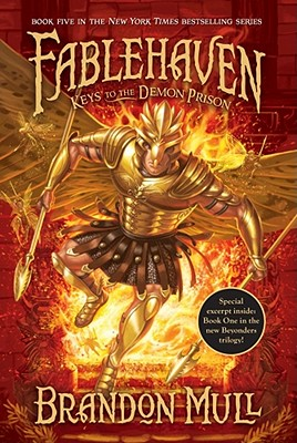 Image for Keys to the Demon Prison (Fablehaven)