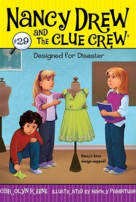 Image for Designed for Disaster (29) (Nancy Drew and the Clue Crew)