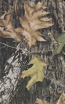 """Image for """"''Mossy Oak Signature Series Reference Holy Bible (NKJV, 1653MO Camouflage Leathersoft)''"""""""
