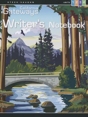 California Gateways, Writer's Notebook(Paperback), Steck-Vaughn Company (Author)
