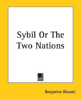 Image for Sybil Or The Two Nations