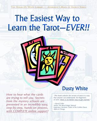 The Easiest Way to Learn the Tarot - Ever!!, White, Dusty