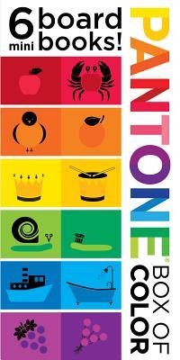 Pantone: Box of Color: 6 Mini Board Books!, Pantone