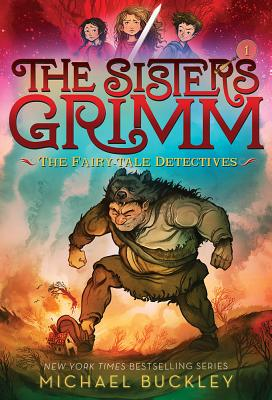 Image for Fairy-Tale Detectives (The Sisters Grimm #1): 10th Anniversary Edition (Sisters Grimm, The)