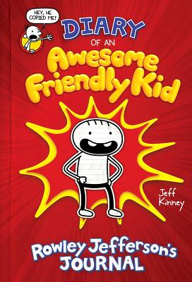 Image for Diary of an Awesome Friendly Kid: Rowley Jefferson's Journal