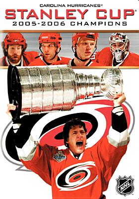 Stanley Cup 2005-2006 Champions Carolina Hurricanes