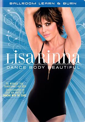 Image for Lisa Rinna: Dance Body Beautiful Ballroom Learn & Burn