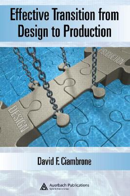 Image for Effective Transition from Design to Production (Resource Management)