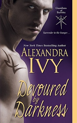 Image for Devoured by Darkness (Guardians of Eternity, Book 7)