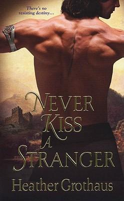 NEVER KISS A STRANGER, GROTHAUS, HEATHER