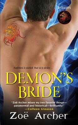 DEMON'S BRIDE HELLRAISERS #002, ARCHER, ZOE