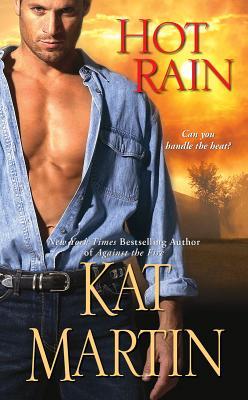 """Hot Rain, """"Martin, Kat"""""""