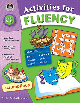 Image for Activities for Fluency, Grades 5-6