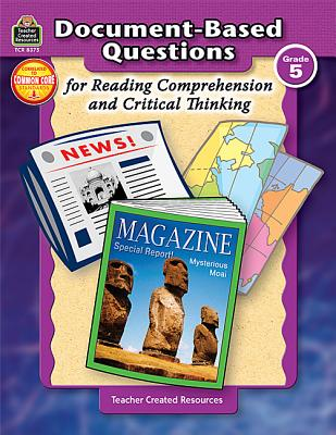 Image for Document-Based Questions for Reading Comprehension and Critical Thinking