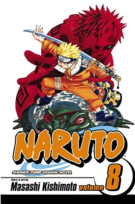 Image for Naruto, Vol. 8