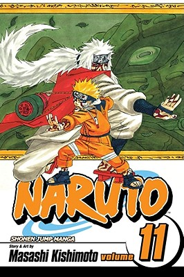 Image for Naruto, Vol. 11: Impassioned Efforts