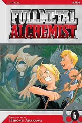 Image for Fullmetal Alchemist, Volume 6