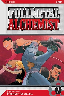 Image for Fullmetal Alchemist, Volume 7