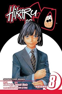 Hikaru no Go, Vol. 8, Hotta, Yumi