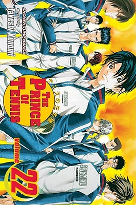 Prince of Tennis, Vol. 22, Takeshi Konomi