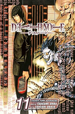 Image for DEATH NOTE VOL. 11
