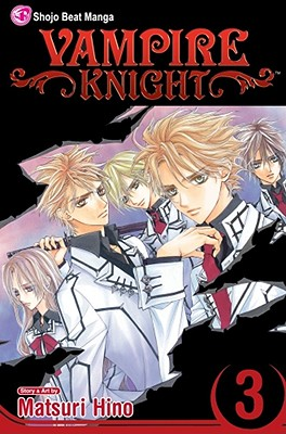 Image for Vampire Knight, Volume 3